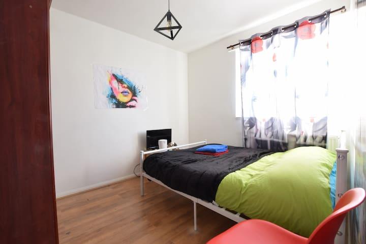 Double Room Zone 1 Free Wi - Fi 3 - ลอนดอน - บ้าน