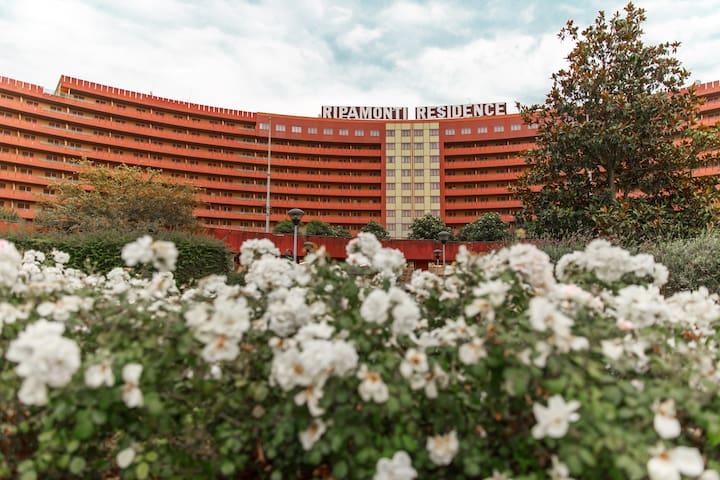 Bilocale Ripamonti Residence - Pieve Emanuele - Apartemen