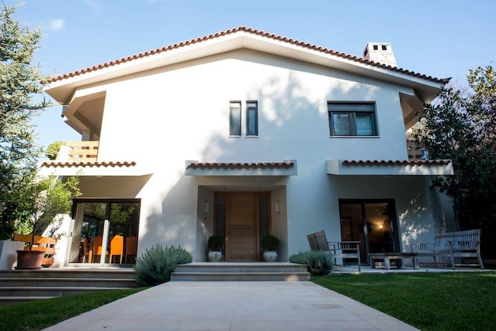 Exceptional Villa in Ekali, Athens.