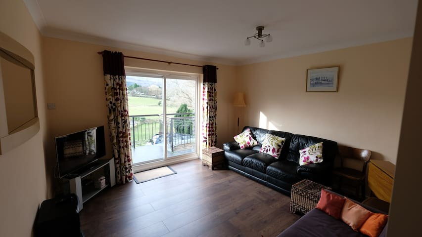 Lynwood Farm Apartment,Conwy,North Wales - Conwy - Apartament