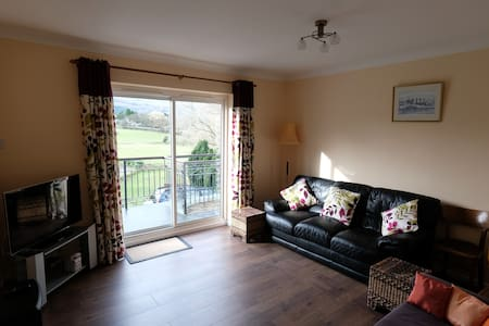 Lynwood Farm Apartment,Conwy,North Wales - Conwy - Appartement