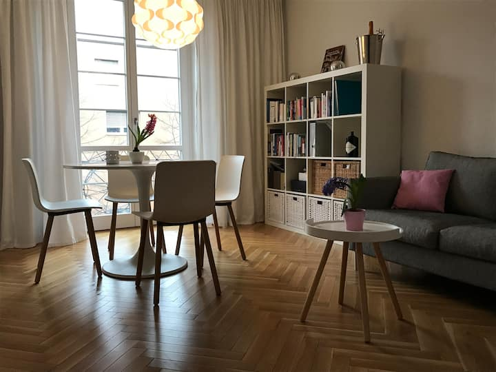 Lovely Apartment apartment in Zurich Seefeld
