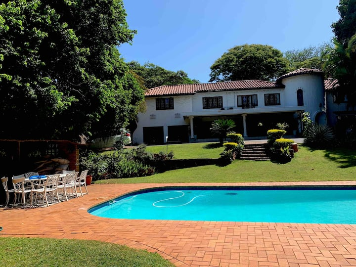 Burleigh Villa Durban North - 7 Bedrooms
