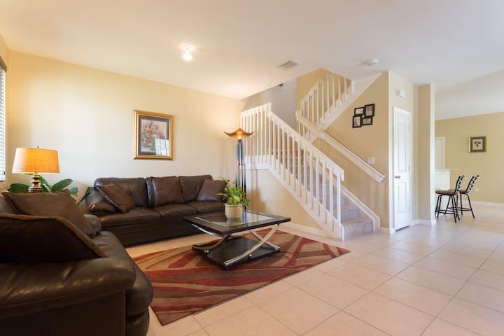 Tata's Miami Vacation Home