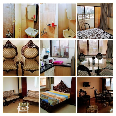 BLISS 10: Centrally Located Apartment in Bandra