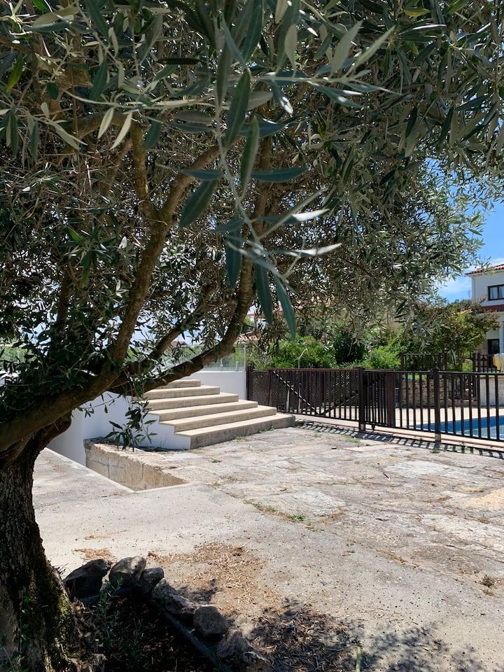 Loft com piscina e vista para a Serra da Estrela