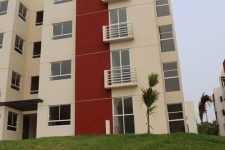 Comodo departamento en Veracruz con alberca - Heroica Veracruz