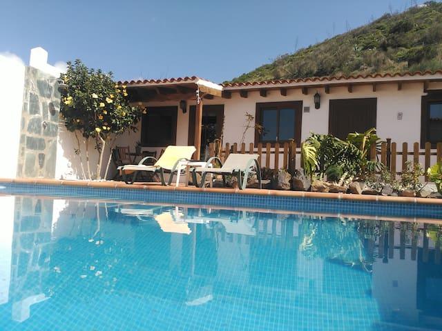Apartamento y piscina Tegueste - RURAL TENERIFE