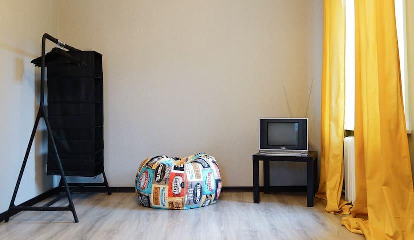 cozy apartment in a quiet area near the center