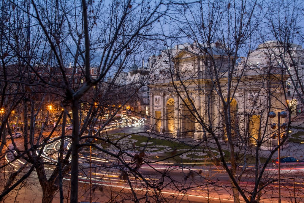 Puerta alcala 4 6 dec availa appartements louer - Les luxueux appartements serrano cero madrid ...
