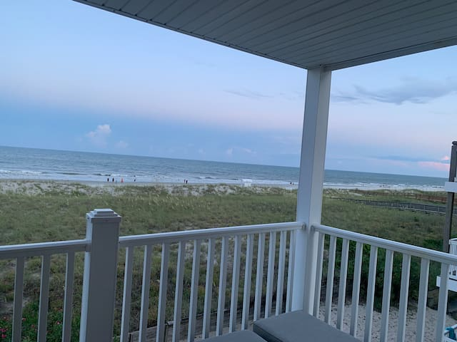 Serene Oceanfront GetAway!  Namaste Here Y'all!