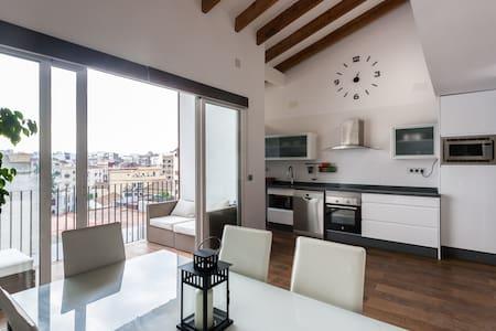 Habitación grande en pleno centro - València - Apartmen