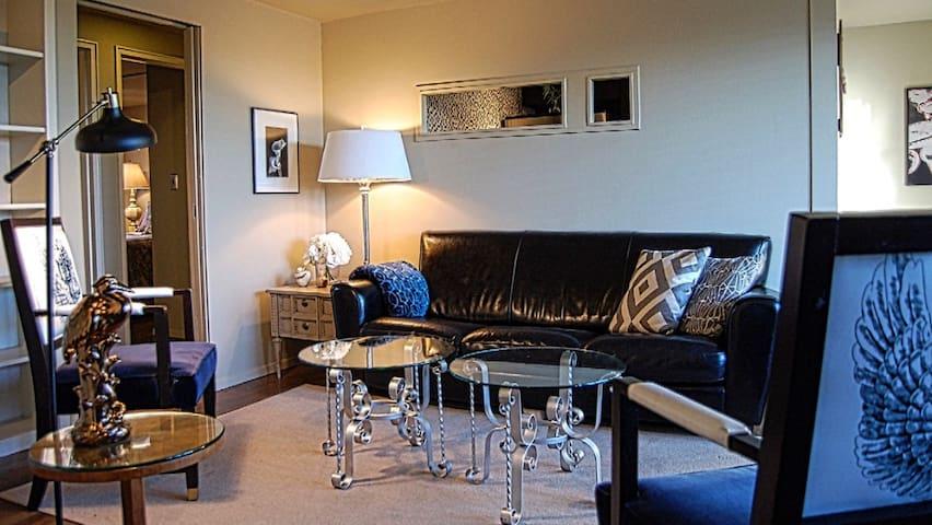 Westport/plaza area apartment - Kansas City - Leilighet