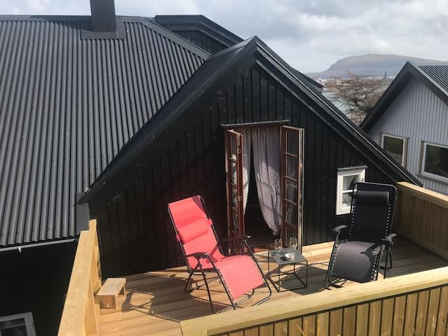 Authentic house in the heart of Tórshavn