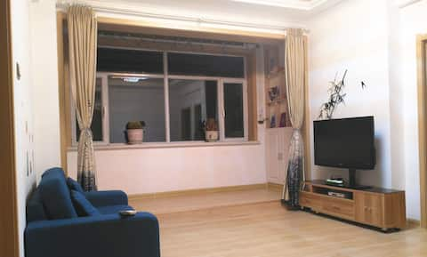 Convenient family apartment (Yanji)