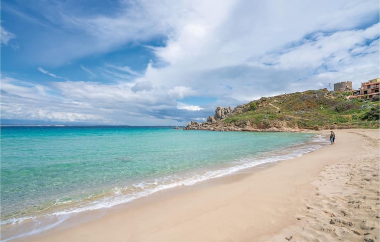 Holiday apartment with 1 bedroom on 45m² in Santa Teresa Gallura