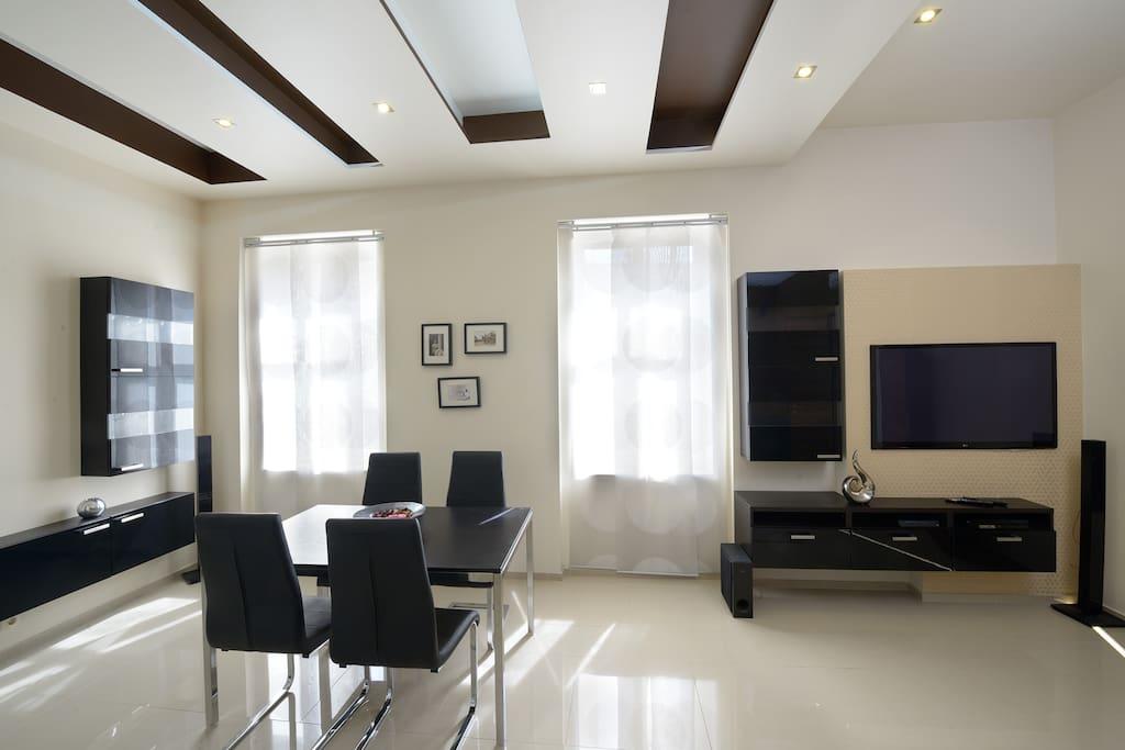 Exclusive Interior!