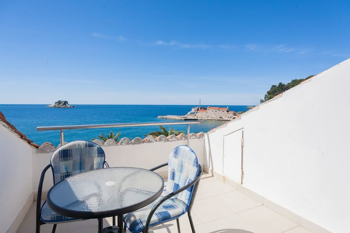 Apartments More - Apartment 1/3 nr7 - Petrovac - Apartament