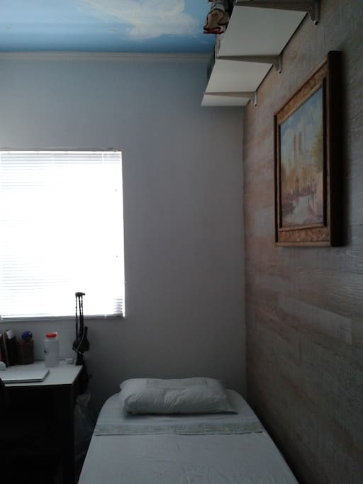 Dormitório: Madeira