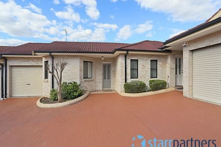Modern townhouse at Parramatta - Parramatta