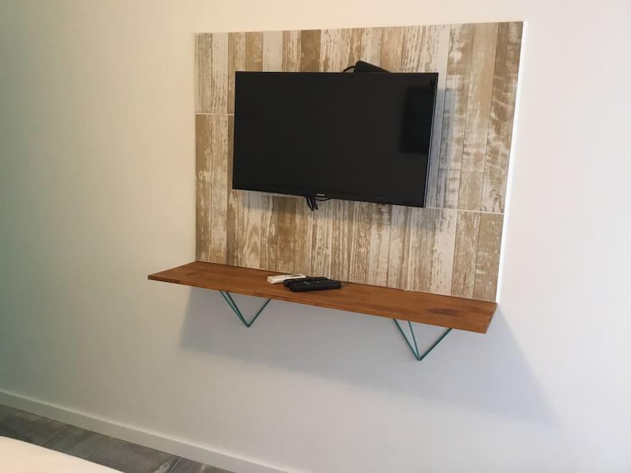 Smart TV con Netflix