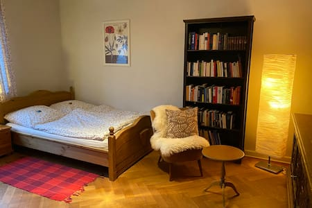 Cosy room in Giessen with familiy conversation