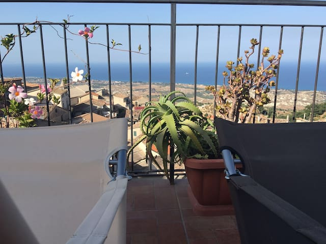 Suite Bergamotto, Amazing Sea View - Santa Caterina Dello Ionio - Apartamento