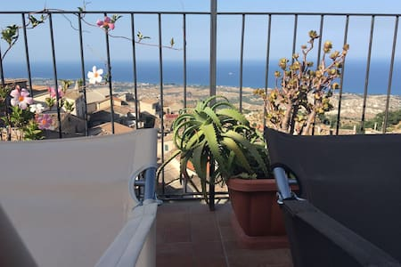 Suite Bergamotto, Amazing Sea View - Santa Caterina Dello Ionio - Apartment