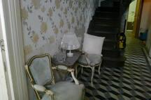 Escapade romantique   chambre cuisine douche privé