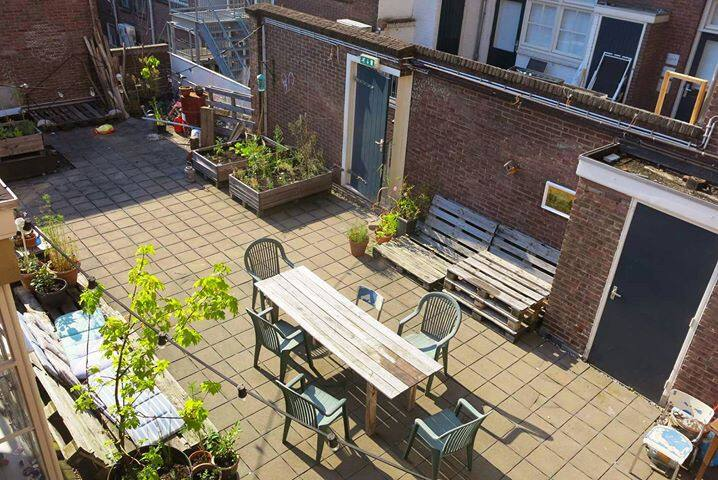 CITY CENTER room with big roof terrace - Eindhoven - House
