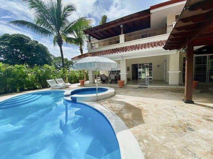 @Metro Country Club Amazing Villa In Juan Dolio