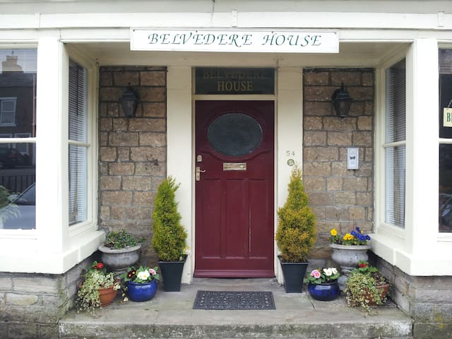 Belvedere House B&B (Twin room )