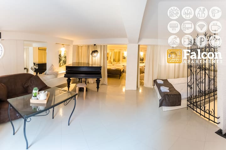 -₂ₒ% ⇣ Falcon Apartments  Meidan Wine Cellar