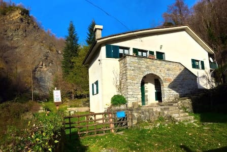 Alice's home2- the ancient mill - Vallepiana - Huis