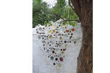 Gartenmauer, garden wall