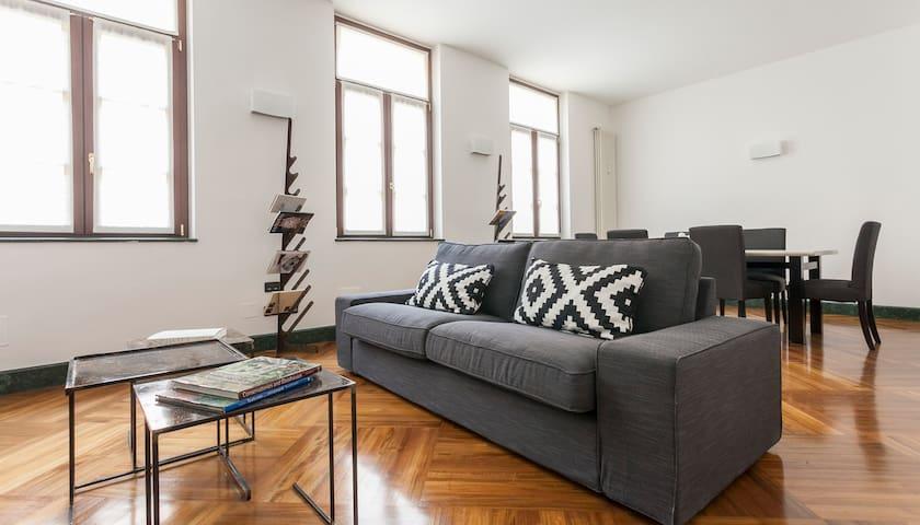 Montenapoleone Luxury Split Level - Mailand - Wohnung