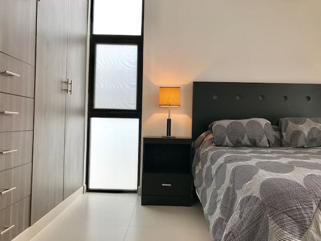 Habitación en Townhouse en Mérida - Mérida - Appartement