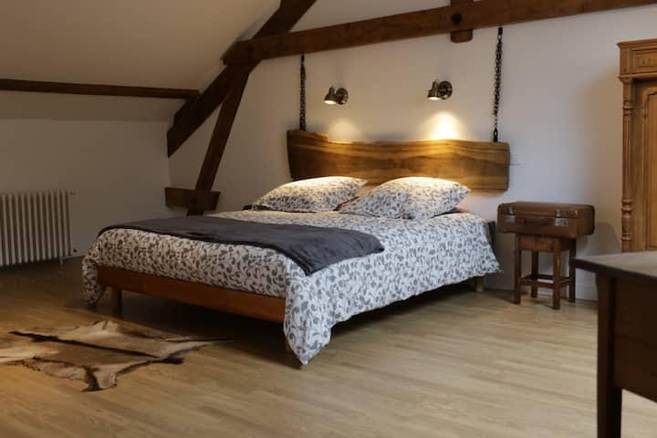 Suite La Garence,chambre table d'hôtes La Garence