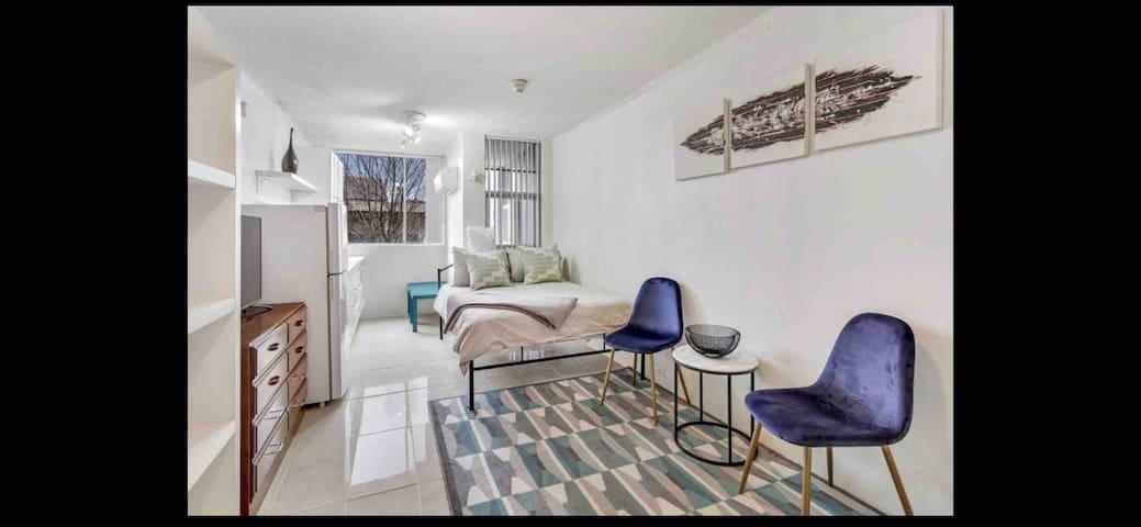 Oxford Paradise - Studio apartment - Entire place.