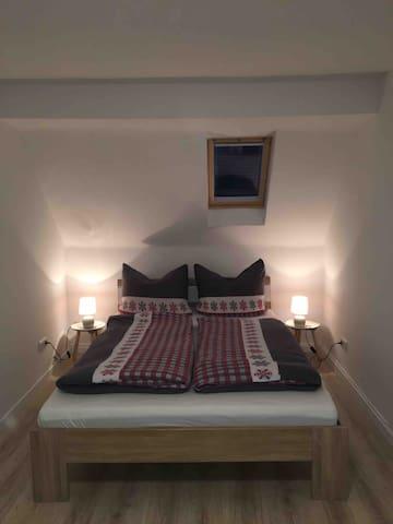 Schlafzimmer erste Etage