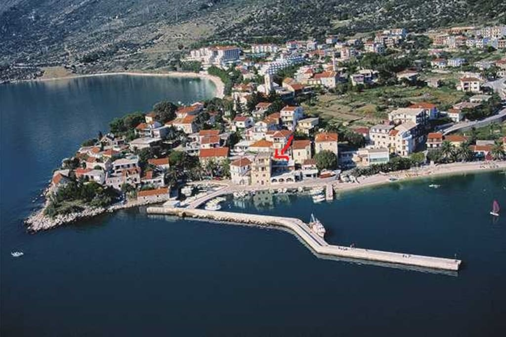 Apartment in Gradac 2 minutes from beach - Apartments for