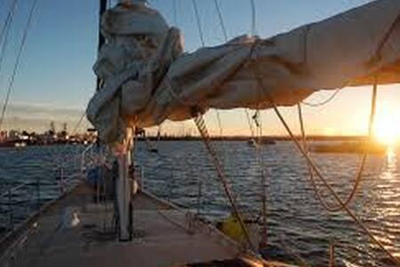 Segelboot im Hafen von Altea - Altea - Barco