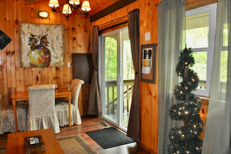 Adorable Cottage on Autumn Lake #2