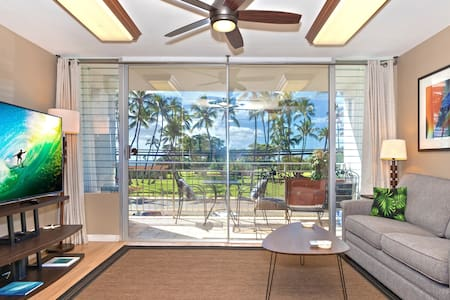 Ocean View Condo at the Island Surf in Kihei Maui