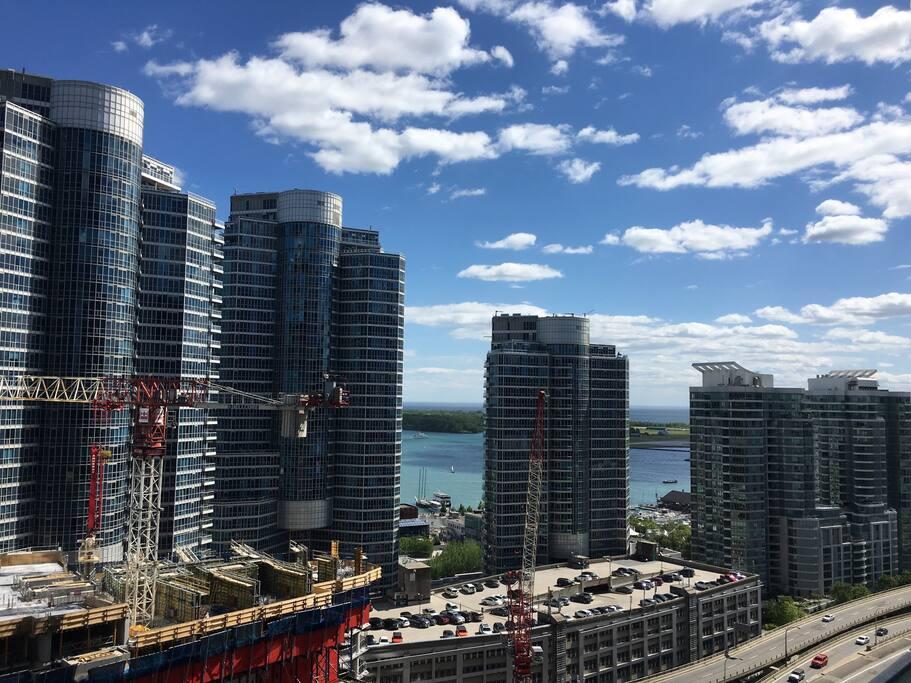 Beautiful 2 Bedroom Ice Condo Downtown Toronto Apartamentos En Alquiler En Toronto Ontario