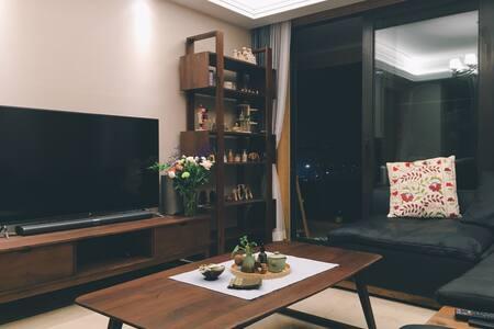 宁波博物馆旁全新婚房,近罗蒙环球城和鄞州公园New room in city center - 宁波市