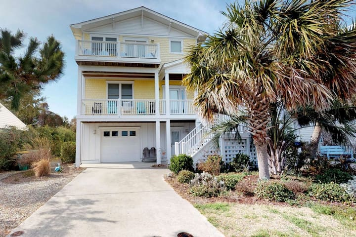 Need Space! 3300 Sq Ft Home, Ocean Views, Elevator, 2 King Master Suites