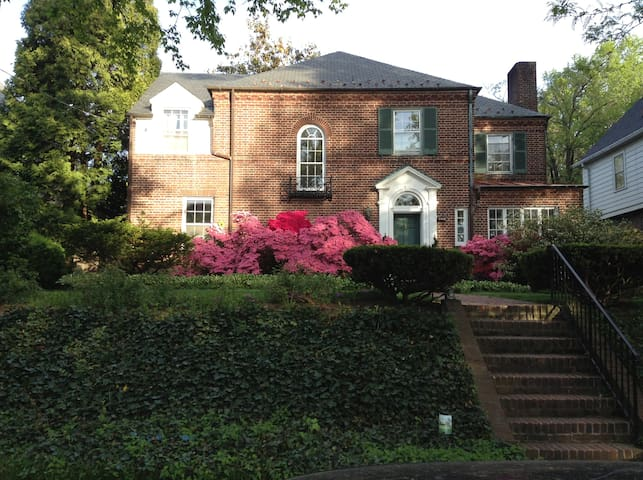 Historic Chevy Chase Village - Chevy Chase - Apartment
