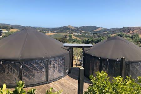 Full Circle Yurt Retreat - Waiheke Island