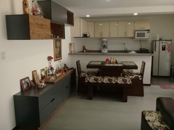 Habitación privada Apto San Gabriel